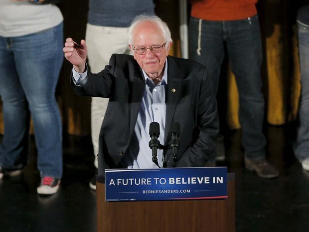 Bernie Sanders irá a conferência do Vaticano