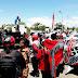 Solidaritas Guru Menuntut Kepolisian Untuk Menangkap Kadispendasbud