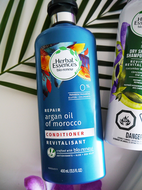 Herbal Essences Repair Argan Oil of Morocco Conditioner