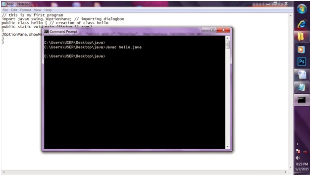 HOW TO RUN JAVA USING COMMAND PROMPT | programmers lodge
