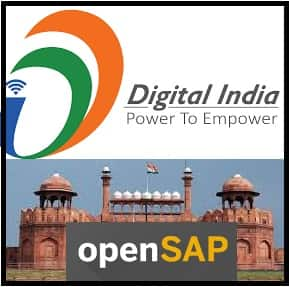 Course, Digital, India, SAP, Network, Online Course, Opening, Admission
