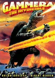 The B-Raters vs Gamera the Invincible