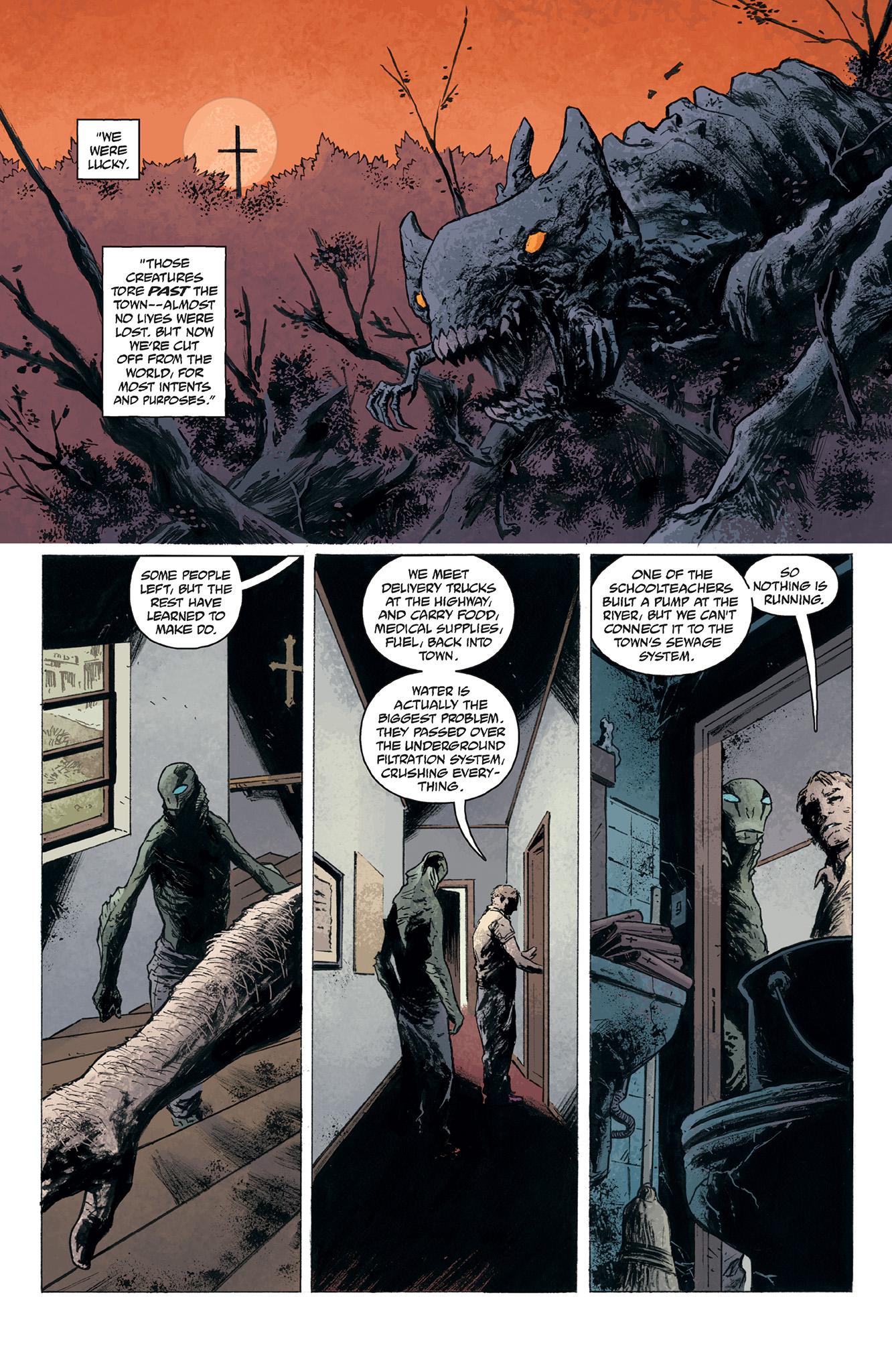 Read online Abe Sapien comic -  Issue #2 - 12