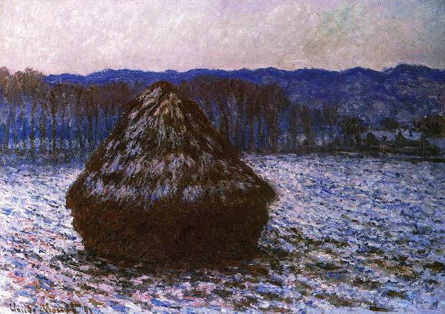 Van Gogh haystack