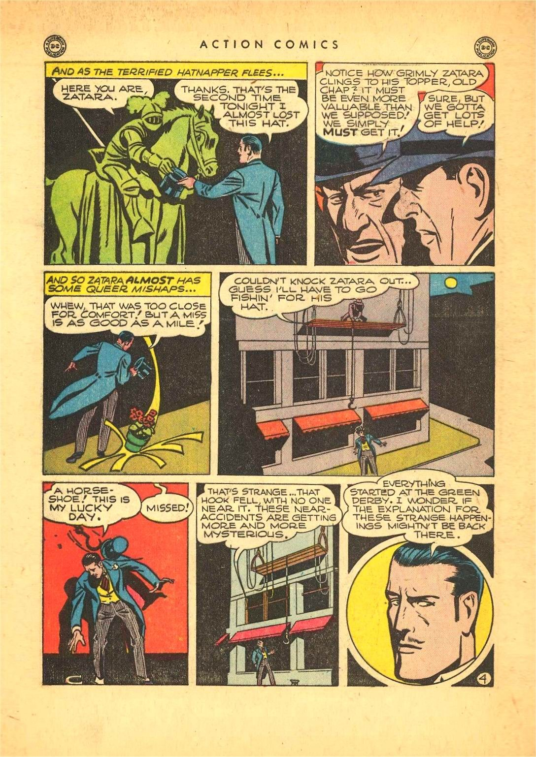 Read online Action Comics (1938) comic -  Issue #92 - 46