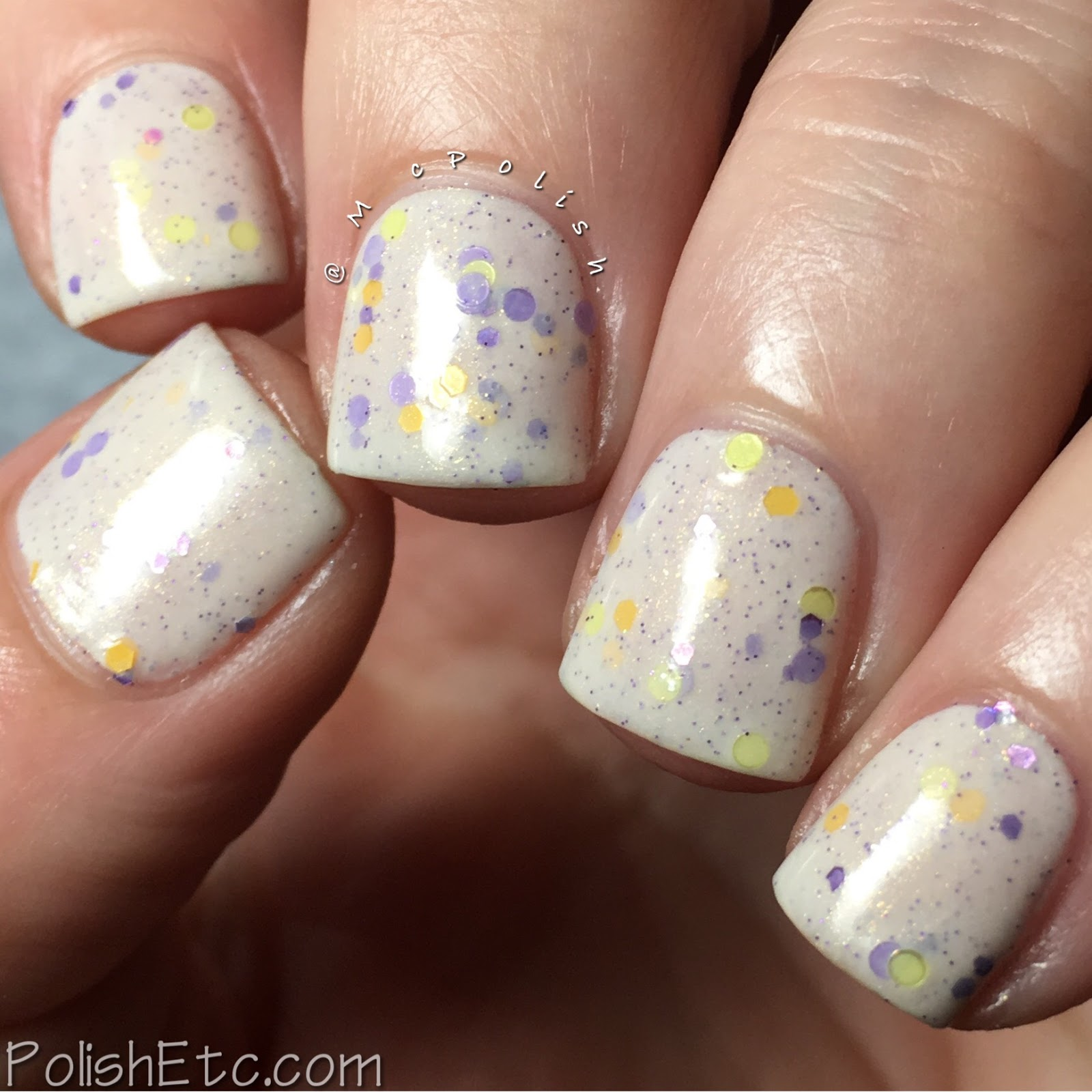 Chirality Polish - Mosura no Uta Collection - McPolish - The Rebirth