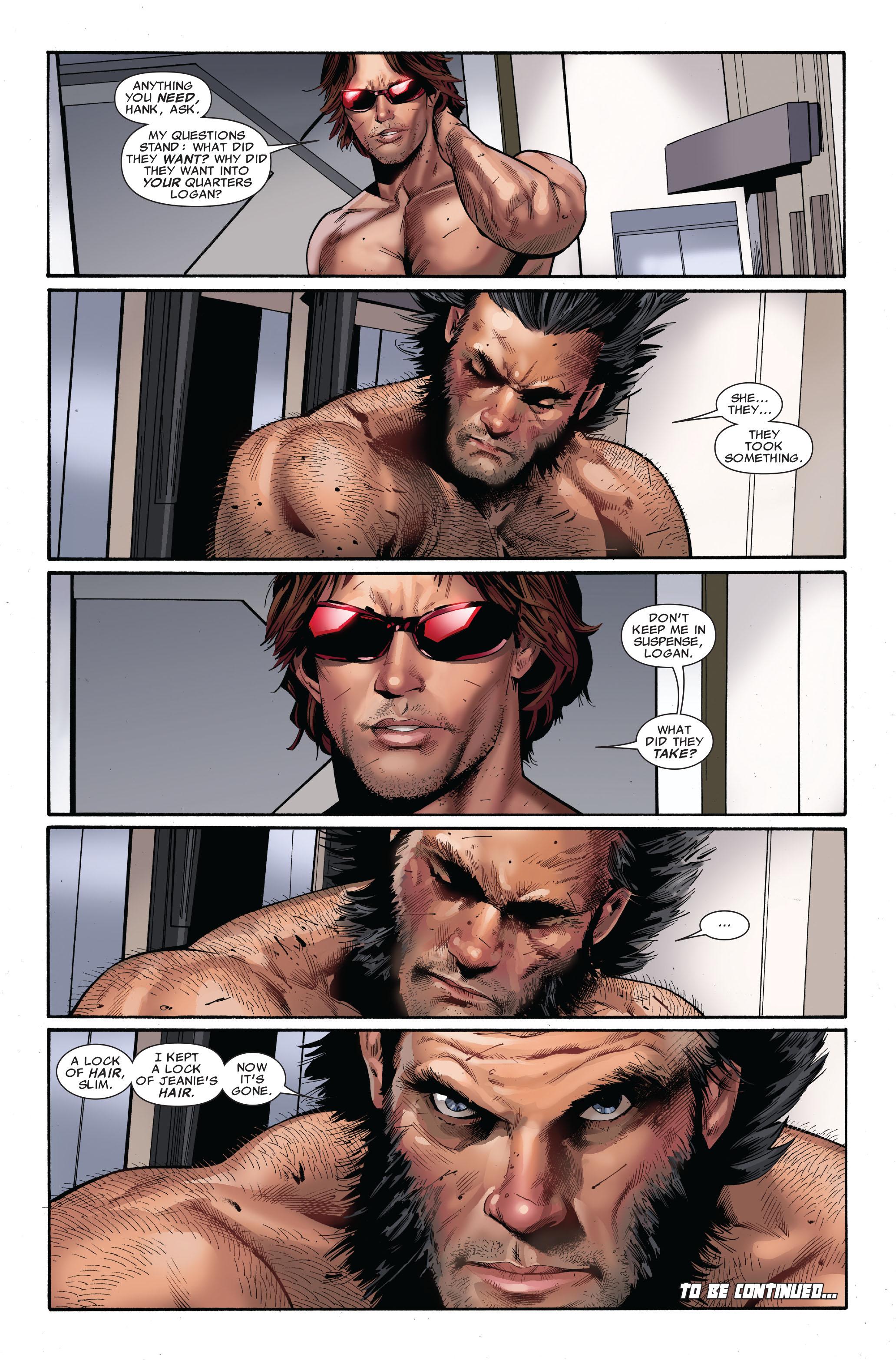Read online Uncanny X-Men (1963) comic -  Issue #510 - 26