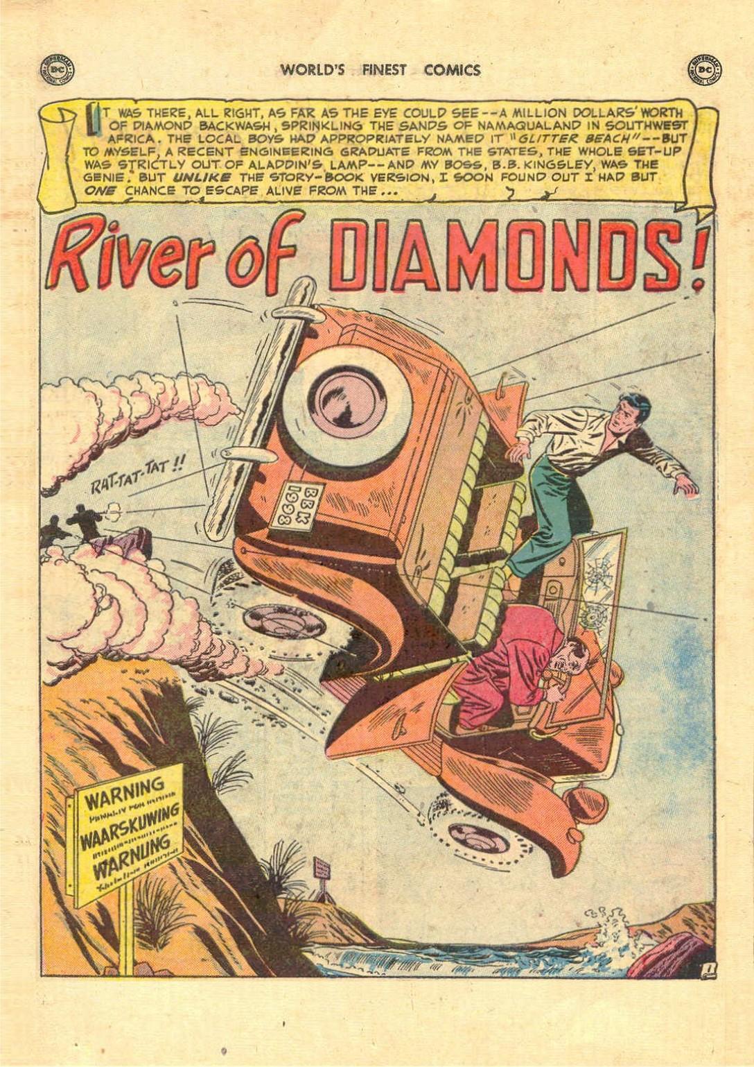 Read online World's Finest Comics comic -  Issue #52 - 27