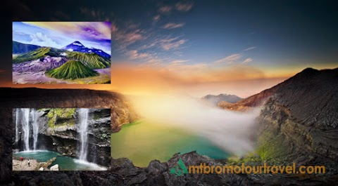 Ijen Crater, Mt Bromo and Waterfall Tour Package 3 days