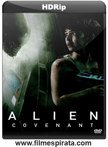 Alien: Covenant Torrent – HDRip 1080p Dublado (2017)
