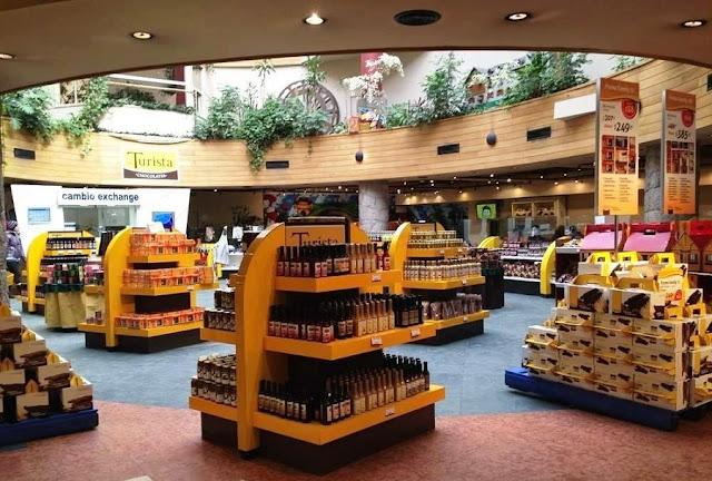 Loja de Chocolate Del Turista Chocolates em Bariloche