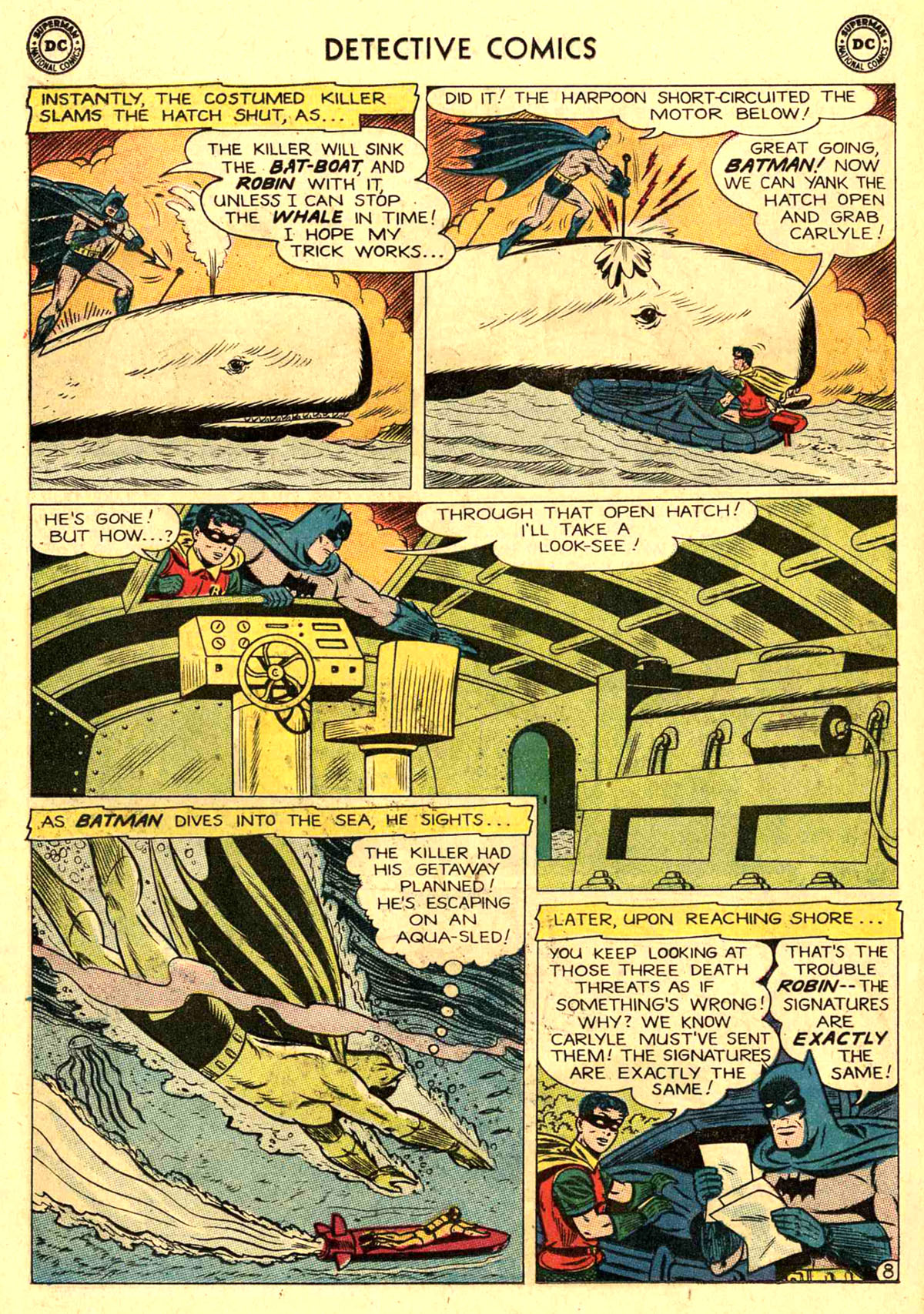 Detective Comics (1937) 314 Page 9