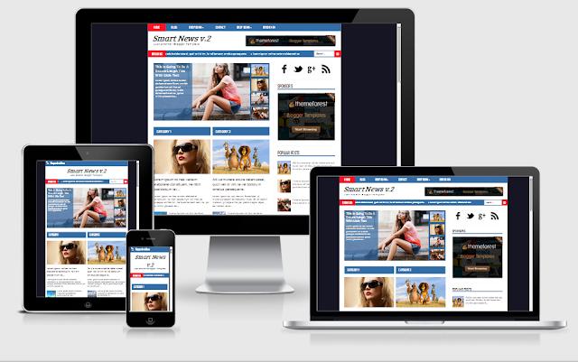 Smart-News-Template-Blog-Responsive