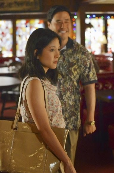 Jessica y Louis, los padres de Eddie en Fresh Off the Boat
