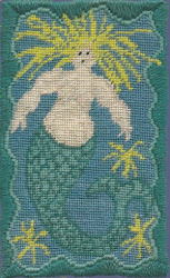 KIT OF THE DAY BY MARY SELF NEEDLEPOINT