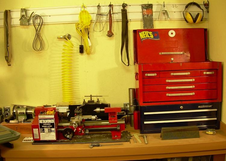hobby machine shop