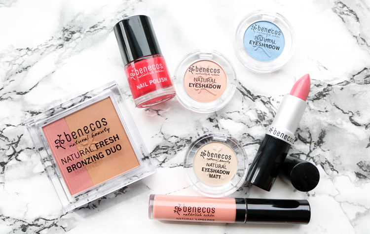 Budget Beauty: Benecos Summer Collection - Review & Swatches