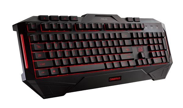 Cerberus Gaming Keyboard