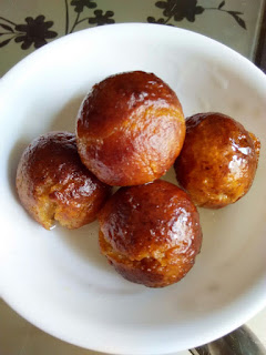 Gulab Jamun made in Airfryer