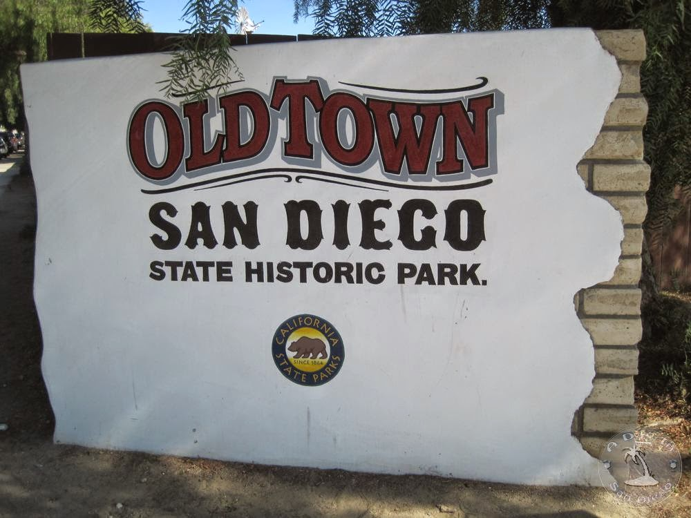 Old Town San Diego State Historic Park em San Diego