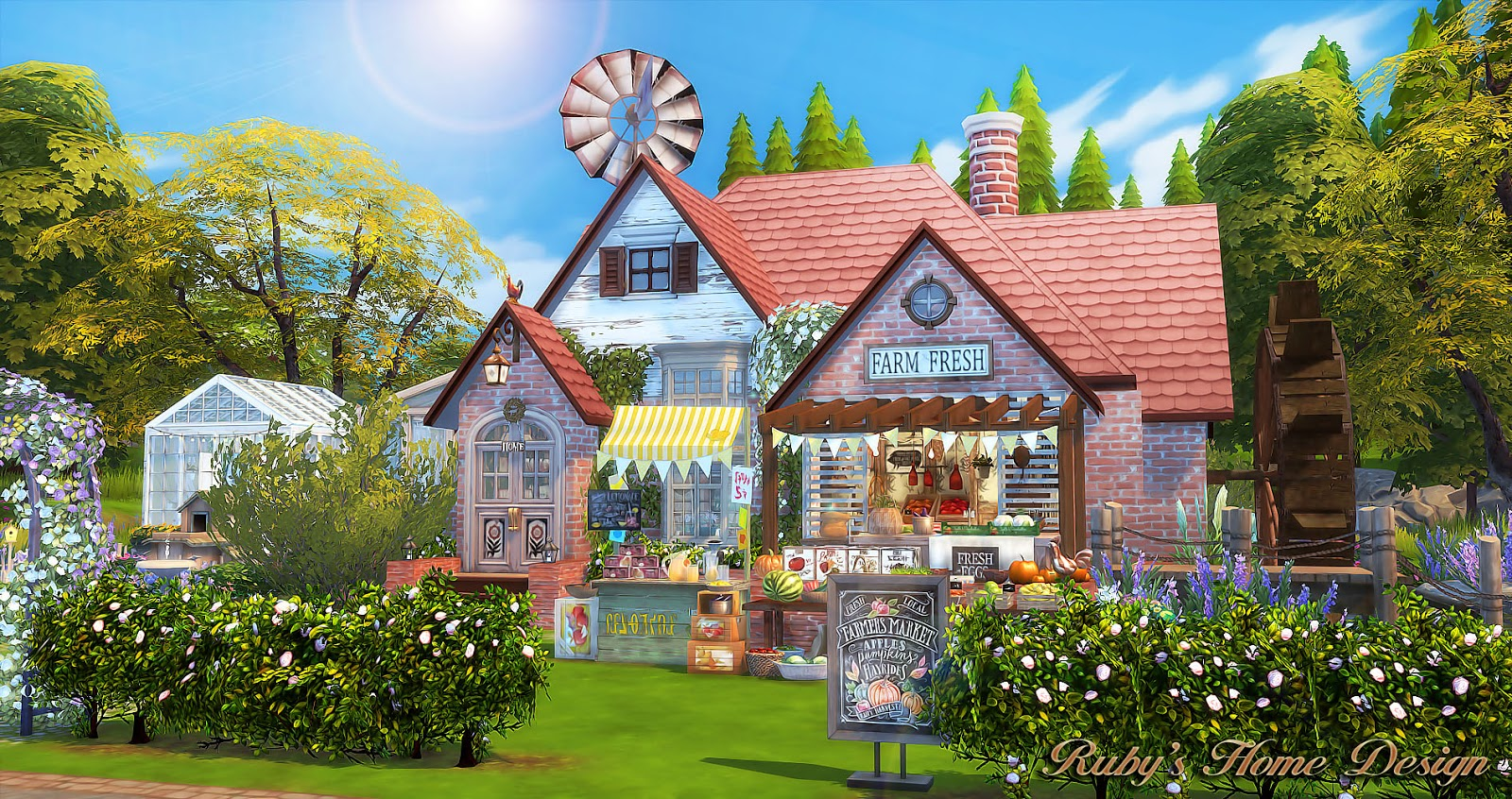 Home Design Games Like Sims Sims 4 Farmer S Market 農莊的小市場 No Download Link Ruby S