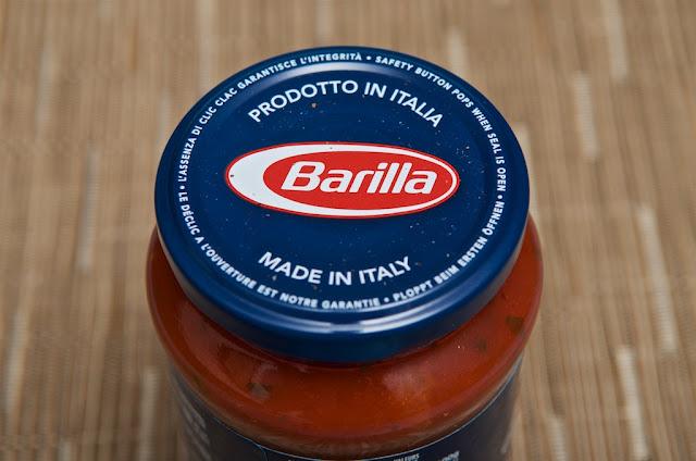 Sauce Arrabbiata Barilla - Pasta - Penne - Italia