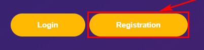 Регистрация в InvIbe