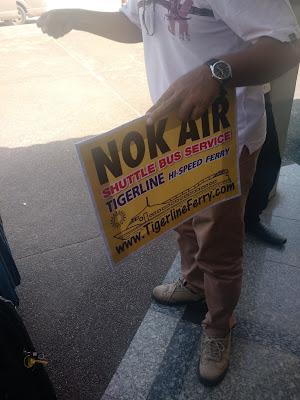 identificação nok air