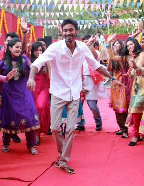 Actor Dhanush Born on July 28 1983 Turns 33 years