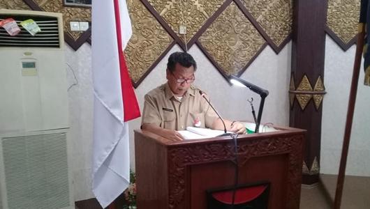 Rapat Paripurna DPRD Padang Penutupan Masa Sidang I dan Pembukaan Masa Sidang II Tahun 2019