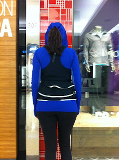 lululemon shine your heart out vest