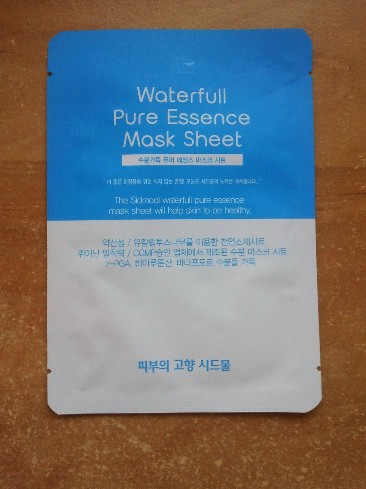 sheet mask, korean, skin care