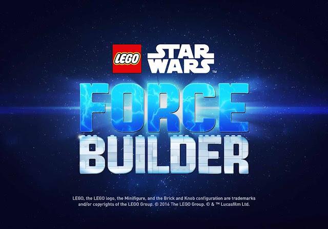 lego® star wars™ force builder v100 apk  data  hack