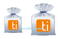 Logo TiFrutta ti rimborsa i sacchetti  Bio obbligatori per ortofrutta