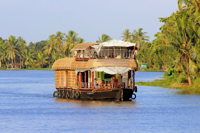 Alapuzha Back Waters
