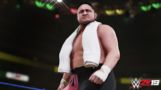 WWE 2K19 Android