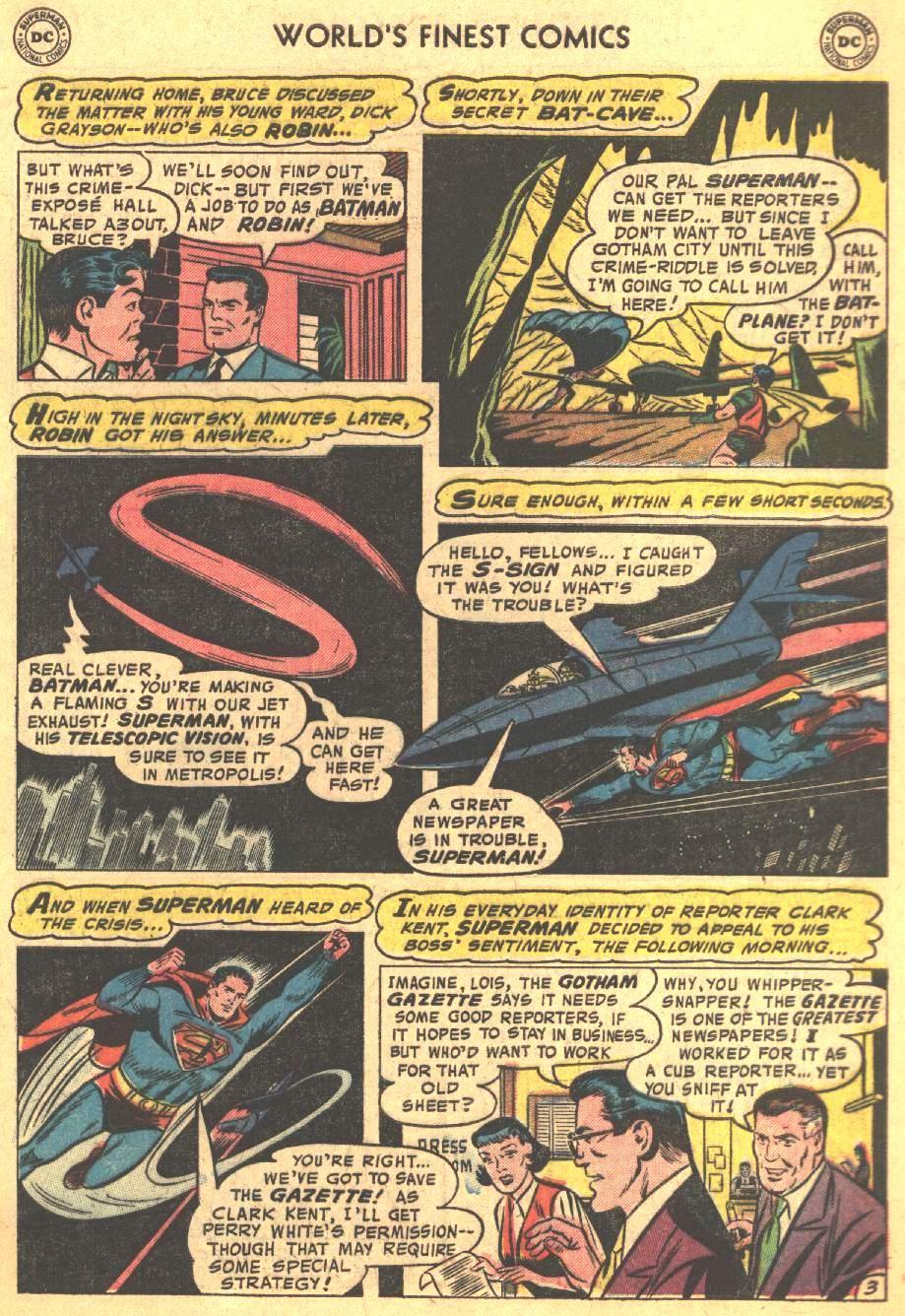 Read online World's Finest Comics comic -  Issue #80 - 5