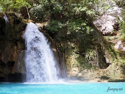 Kawasan Falls | Badian, Cebu | www.jhanzey.net