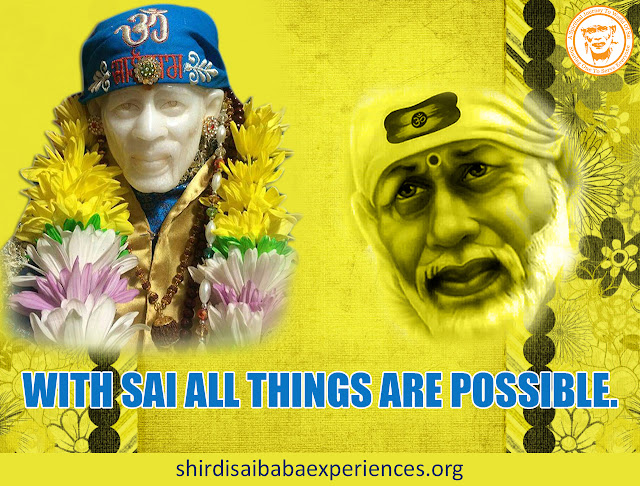 Shirdi Sai Baba Blessings - Experiences Part 2588