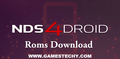Download Nds4droid Roms For Nintendo Android Emulator