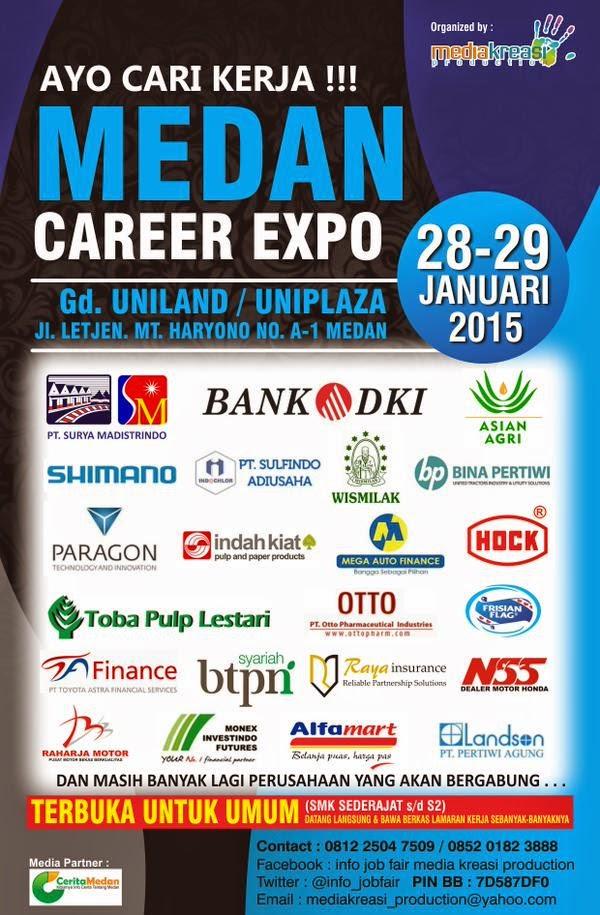 Job Fair Medan Career Expo 2015