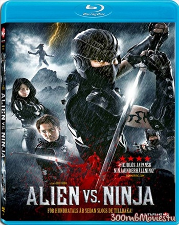 Alien vs Ninja 2010 Bluray Download