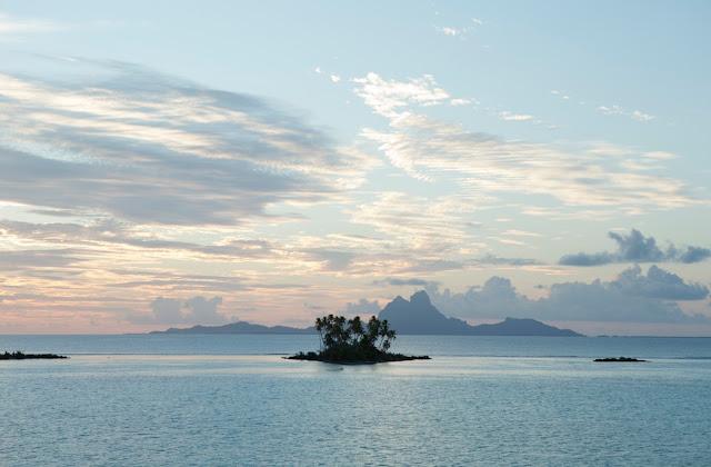 Tahaa island- Photo credit Tahiti Tourism