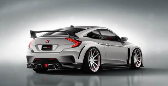 2016 HONDA CIVIC TYPE R PRICE USA RELEASE AND FEATURE