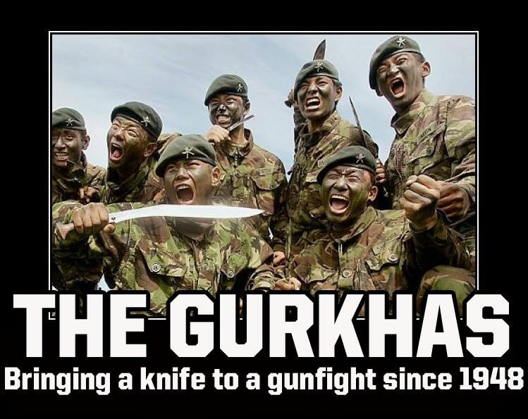 Tales of Gurkhas Bravery and Honesty, Know who are Gurkhas and their bravery stories