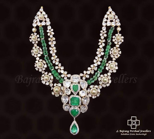 Pachi Necklace by Bajrang Jewellers