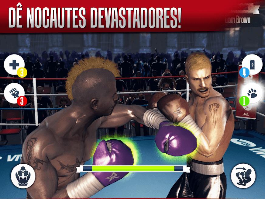 Baixar Real Boxing v 2.7.6 apk mod DINHEIRO INFINITO