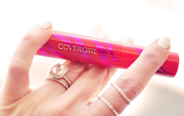 CoverGirl Flaming Femme, Flamed Out mascara