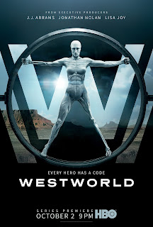 Westworld HBO tv show series 2016 poster