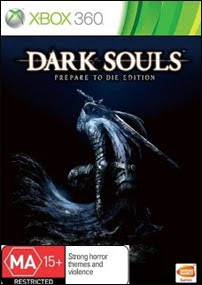 Dark Souls Prepare To Die Edition (X-BOX360) 2012 PAL